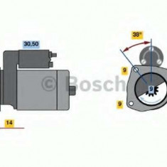 Electromotor - Starter FIAT BRAVA 1.4 - BOSCH 0 986 017 781
