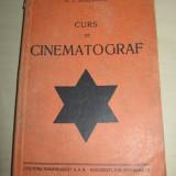 Curs de cinematograf - D. I. Suchianu, CCA 1935, ILUSTRATA