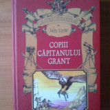 Carte de povesti - W Copiii capitanului Grant - Jules Verne (cartonata, stare excelenta)