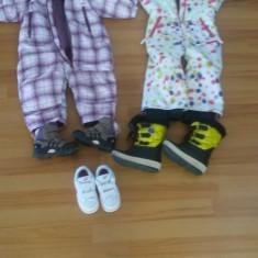 Costume de iarna, cizme, bocanci si adidasi copii 1.5 - 3.5 ani, Bleumarin