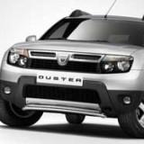 Ornament Auto - Bara/bullbar fata inox Dacia Duster 2010