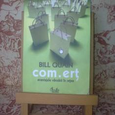 Bill Quain - Com.ert - Carte de vanzari