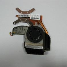 Cooler laptop + heatsink / racitor 5V 0.4A AB5205HB-EBB CWTT8 HP Pavilion tx2500
