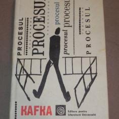 PROCESUL KAFKA FRANZ - Carte Literatura Germana