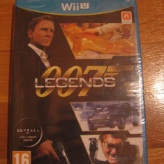 Jocuri WII U, Actiune, 16+, Multiplayer - JOC WII U 007 LEGENDS (James BOND) SIGILAT ORIGINAL / STOC REAL in Bucuresti / by DARK WADDER