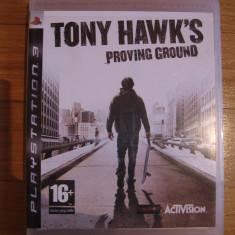 JOC PS3 TONY HAWK's PROVING GROUND ORIGINAL / STOC REAL in Bucuresti / by DARK WADDER - Jocuri PS3 Activision, Sporturi, 16+, Multiplayer