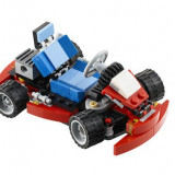 LEGO® Creator - Go-Kart Rosu - 31030