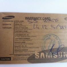 Samsung Galaxy S5 G900F 16 GB nou, sigilat cu garantie 2 ani Samsung Romania - Telefon mobil Samsung Galaxy S5, Negru, Neblocat