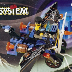 LEGO 6495 Time Tunnelator - LEGO Cars