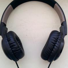 Căști Philips cu fir și microfon SHL4005, Casti Over Ear, Jack 3, 5mm