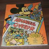 ALMANAHUL COPIILOR 1982. 36 pagini benzi desenate (27 pagini de sandu florea) - Carte educativa