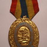 Medalii Romania - Societatea Lucratorilor Mecanici MINA si PADUREA 1888 RARA