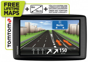 gps navigatie tomtom start 60 M - EUROPE (EU45) DISPLAY MARE 15cm, 6 INC FULL EUROPA+ROMANIA, MODEL NOU SIGILAT foto
