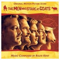 The man who stare at goats Film DVD Original Engleza - Film actiune