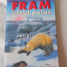 Carte Basme - CEZAR PETRESCU - FRAM URSUL POLAR