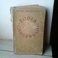 Roman - Mihail Sadoveanu - Zodia cancerului sau vremea ducai-voda