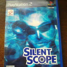 JOC PS2 SILENT SCOPE PAL ORIGINAL / STOC REAL / by DARK WADDER - Jocuri PS2, Actiune, 16+, Single player