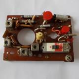 Aparat radio - PLACA CU PIESE DE LA RADIO ZEFIR ! ELECTRONICA !