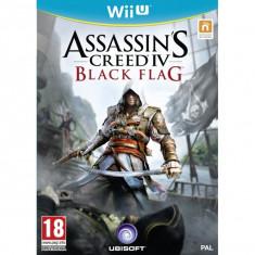 Assassins Creed 4 Wii U Ubisoft - PE COMANDA Assassins Creed IV 4 Black Flag WII U