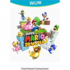 Jocuri WII U, Arcade, Toate varstele - PE COMANDA Super Mario 3D World WII U