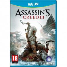 Jocuri WII U, Role playing, 18+, Single player - PE COMANDA Assassins Creed III 3 WII U