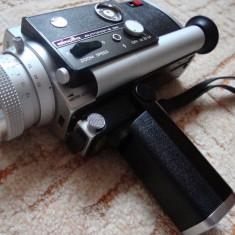 Camera de colectie Minolta Autopack 8 D6- super 8 mm