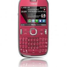La schimb pentru telefon pe touch cu android si wi-fi. - Telefon mobil Nokia Asha 302, Gri, Neblocat