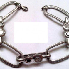 Superba bratara din metal placat - Bratara placate cu aur
