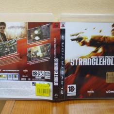 Stranglehold (PS3) (ALVio) + sute de alte jocuri ps3 ( VAND /SCHIMB ), Actiune, 18+