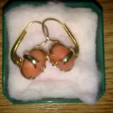 Cercei de aur - Cercei cu diamante