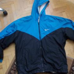 Geaca Toamna / Iarna Nike / marimea L - Geaca barbati Nike, Marime: L, Culoare: Albastru, L, Albastru