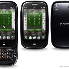 Telefon mobil, Negru, 8GB, Neblocat, Single core, 256 MB - Palm Pre impecabil, complet