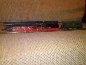 locomotiva BR 01 PIKO,scara HO foto