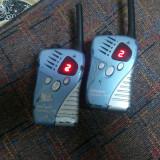 statii emisie receptie talkie walkie radio TELCOM  TALK EASY 100