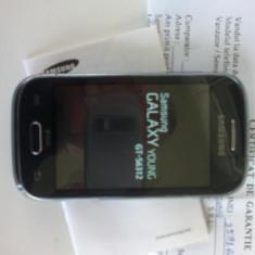 Samsung galaxy young duos putin folosit - Telefon mobil Samsung Galaxy Young, Neblocat, Dual SIM