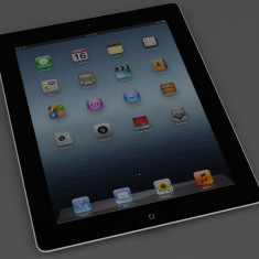 Ipad 3 Wifi 3G 32Gb Black, Neverlocked - Tableta iPad 3 Apple, Negru