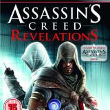 Jocuri PS3 Ubisoft, Actiune, 12+, Single player - Assassins Creed Revelations ps3 Special Edition