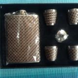Frumos set pentru tarie din inox !!! - Metal/Fonta, Altul