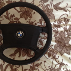 Volan Bmw E46, E36 Cu tot cu airbag!