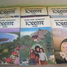 Roman - TORENTE MARIE-ANNE DESMAREST VOL, 1, 2, 3, 4, 5, 6