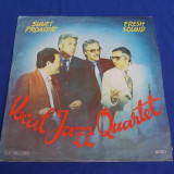 DISC VINIL* VOCAL JAZZ QUARTET - FRESH SOUND (SUNET PROASPAT) -ELECTRECORD -1990