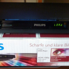 Philips DVD Player DVP3380 - DVD Playere Philips, DivX, HDMI