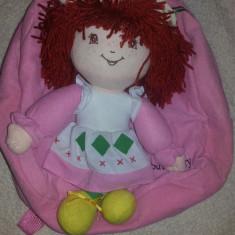 Rucsac Strawberry - Ghiozdan Altele, Fata, Roz