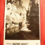 Ilustrata -Pasul Bicazului -Muntii Gurghiului -Ed. Fratii Vakar, circ. 1934 - Carti Postale Romania dupa 1918