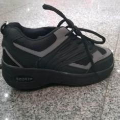 Adidasi copii, Baieti - Pantofi Clickers cu role băieți