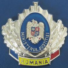 Colectii - Emblema militara 4 (justitie, penitenciar)