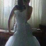 Rochie de mireasa sirena - Rochie Mireasa SUPERBA Sirena