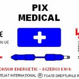 Vindem PIX MEDICAL la preţ de producător: 100 Ron.