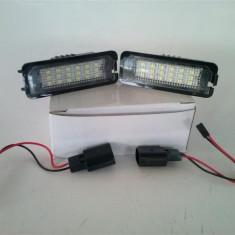 Lampa LED numar VW GOLF 4/5 PASSAT 4D/CC/POLO 7402 - Led auto