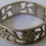 Inel vechi din argint (125) - de colectie